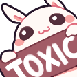 :Toxic: Discord Emote