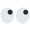:eyeu: Discord Emote