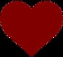 maroon_heart