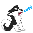 Emoji for awoo