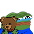 Emoji for peppo_sadbear