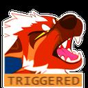 Emoji for triggered