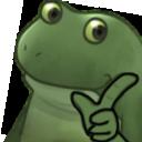 :FrogYoureRight: Discord Emote