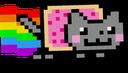 :CAT_NyanCatWithRainbow: Discord Emote