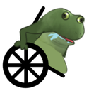:FrogDisabled: Discord Emote