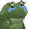 :FrogSadYeet: Discord Emote