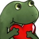 :FrogHeart: Discord Emote