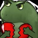 :FrogHeartBreak: Discord Emote