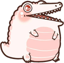 Emoji for cb_croc
