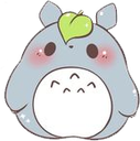 Emoji for totoro