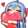 :WeebHeart04: Discord Emote