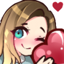 :Weebheart05: Discord Emote