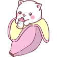 Emoji for bananya_baby