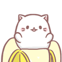 Emoji for bananya