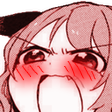 :BorkBlush: Discord Emote