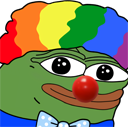 :PeepoClown: Discord Emote