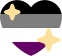 AsexualHeart