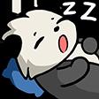 PandaSleeping