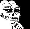 :creepythink: Discord Emote