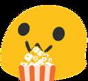 Emoji for blobcorn