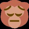 Emoji for 7380_PensiveMonky