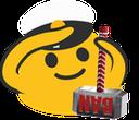 Emoji for blobsaluteban