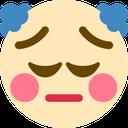 Emoji for 5266_pensive_clown