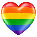 Emoji for rainbowlove