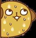 Emoji for nervouslurk