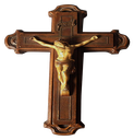 Emoji for crucifix