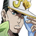 Emoji for jotaro