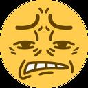 :cringeface: Discord Emote
