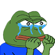:PepeAngryCry: Discord Emote