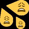 :wearySweat: Discord Emote