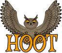 :MightyHoot: Discord Emote