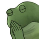 :FrogPray: Discord Emote