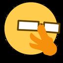 Emoji for hmmemoji