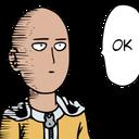 Emoji for saitamaemoji
