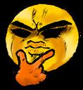 Emoji for jojoemojithinking