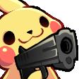 Emoji for pikagun