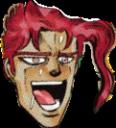 :kakyoinlaugh: Discord Emote