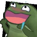 :FrogGasm: Discord Emote