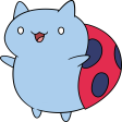 Emoji for catbug