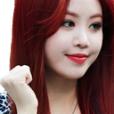 Emoji for soojinfighting