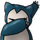 Emoji for SnorlaxDab