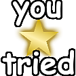 :1YouTried: Discord Emote