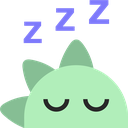 :zasleep: Discord Emote