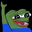 Emoji for pepoHey