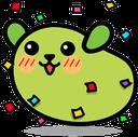Emoji for confetti
