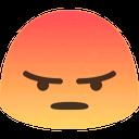 Emoji for blobangry